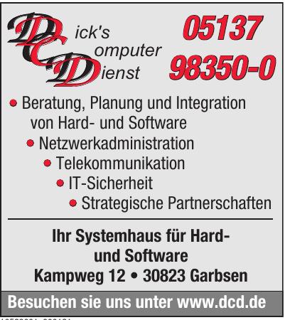 Dick´s Computer Dienst