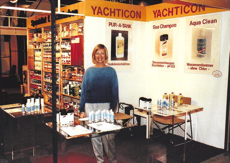 ... und über die Messe Hanseboot bekannt machtenFotos: Yachticon (2), Rahn