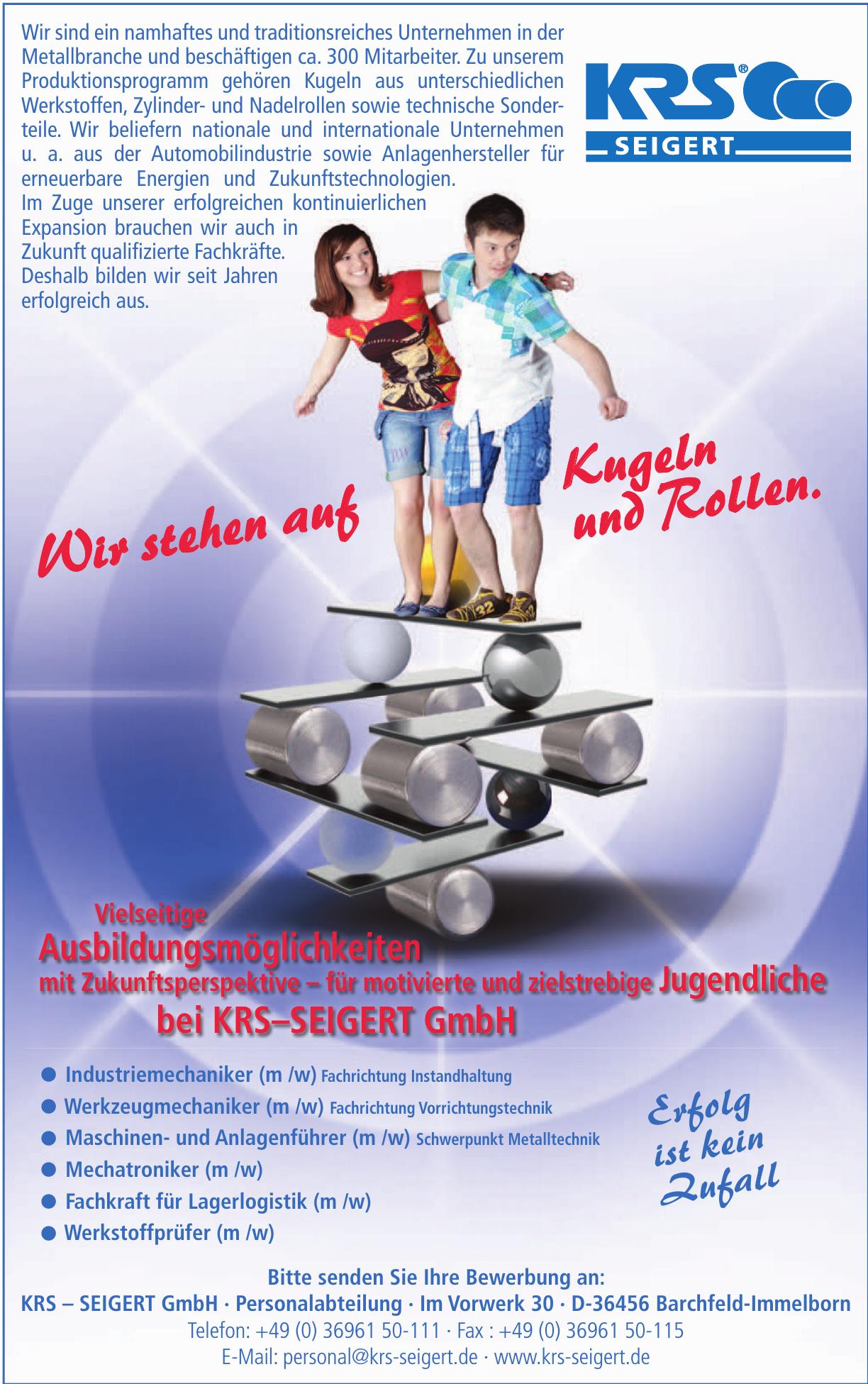 KRS – Seigert GmbH