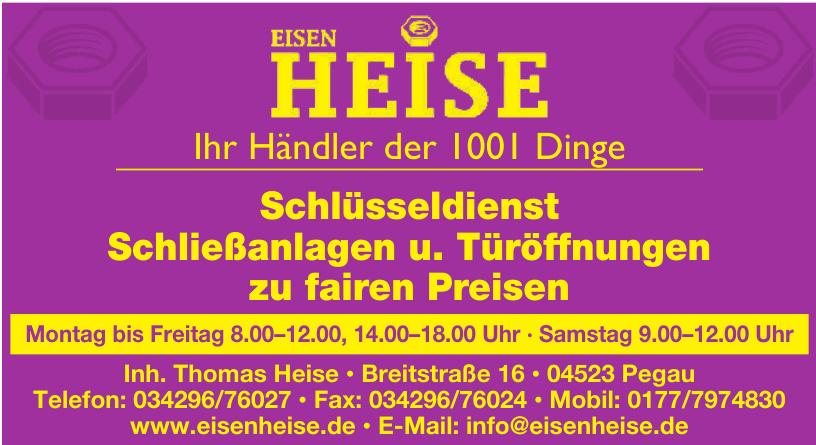 Eisen Heisen