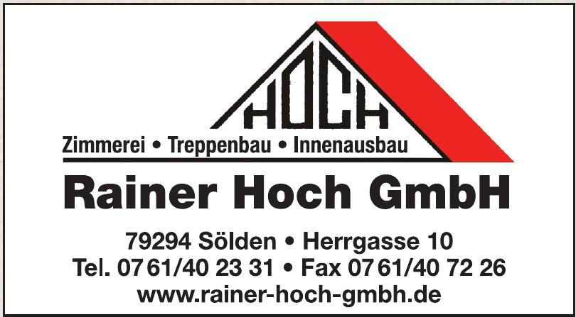 Rainer Hoch GmbH