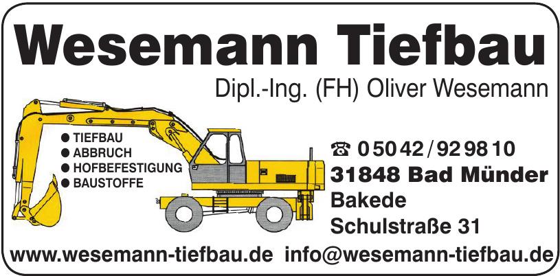 Wesemann Tiefbau