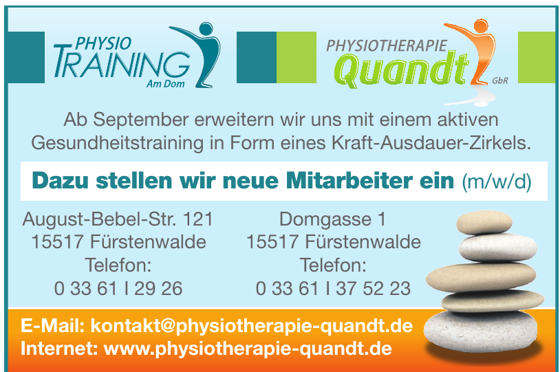 Physiotherapie Quandt GbR