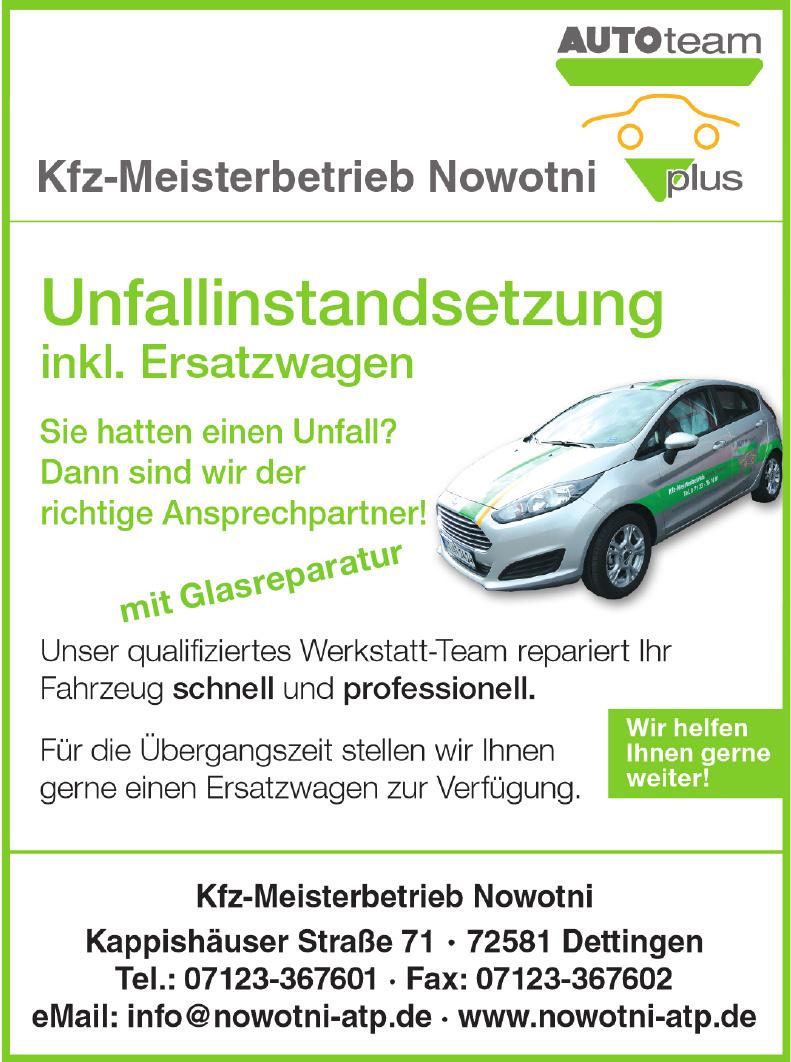 Autoteam - Kfz-Meisterbetrieb Nowotni