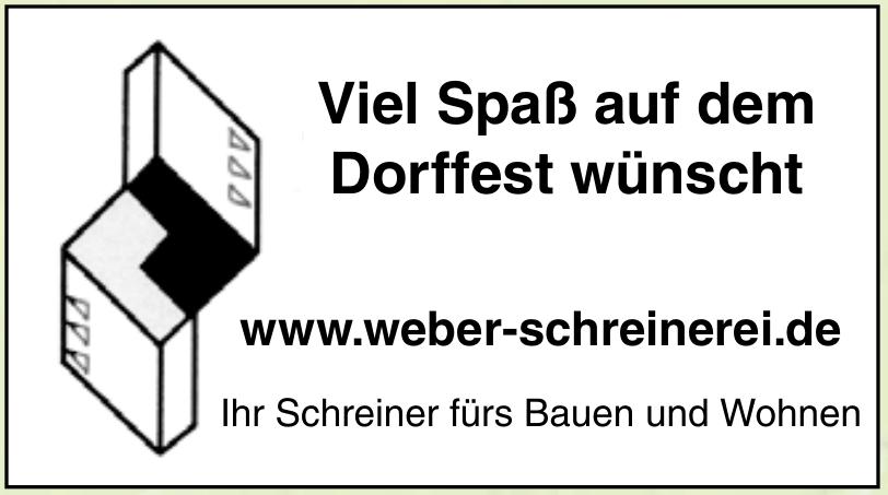 Weber Schreinerei