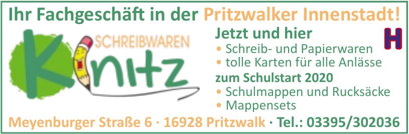 Schreibwaren Kinitz