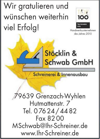 Stöcklin & Schwab GmbH
