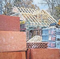 Baufinanzierung mit Augenmaß: Bei der Planung sollten Spielräume für Nebenkosten und Unwägbarkeiten berücksichtigt werden.FOTO: DJD/BAUHERREN-SCHUTZBUND
