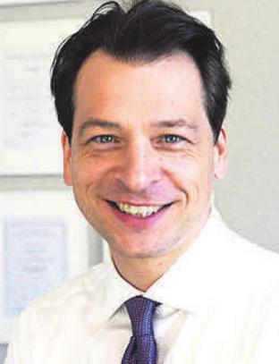 Dr. Patrick Riebe FOTO: R