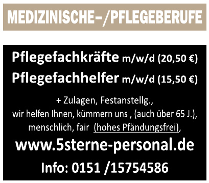 5 Sterne Personalservice GmbH
