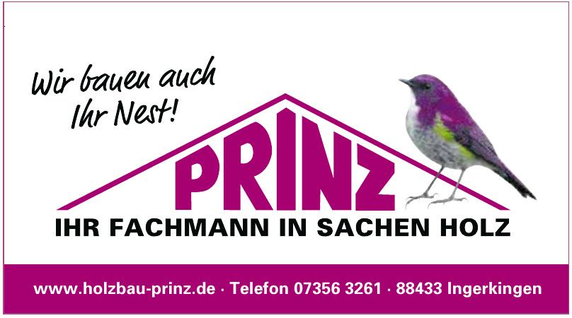 Prinz Holzbau KG