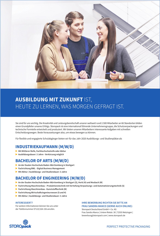 Storopack Deutschland GmbH + Co. KG
