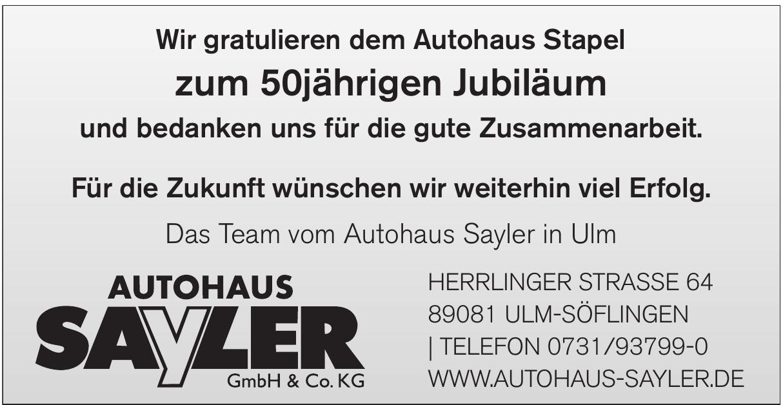 Autohaus Sayler
