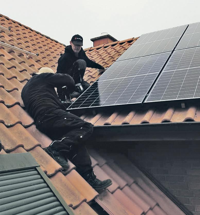 IGB Solar: Starker Partner für schlüsselfertige Photovoltaik-Lösungen und Solarenergie