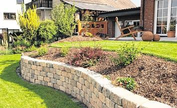 Gartenträume aus Stein