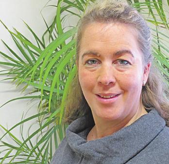 Für Yvonne Berger steht die Wiederherstellung der Alltagsbewältigung ihrer Patienten an erster Stelle