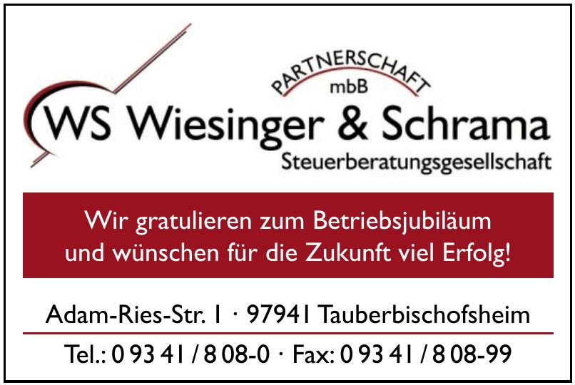 WS Wiesinger & Schrama Steuerberatunggesellschaft mbB