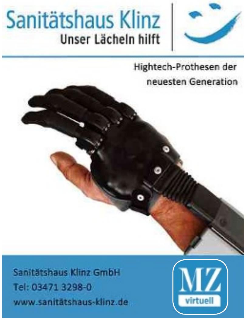 Sanitäthaus Klinz GmbH