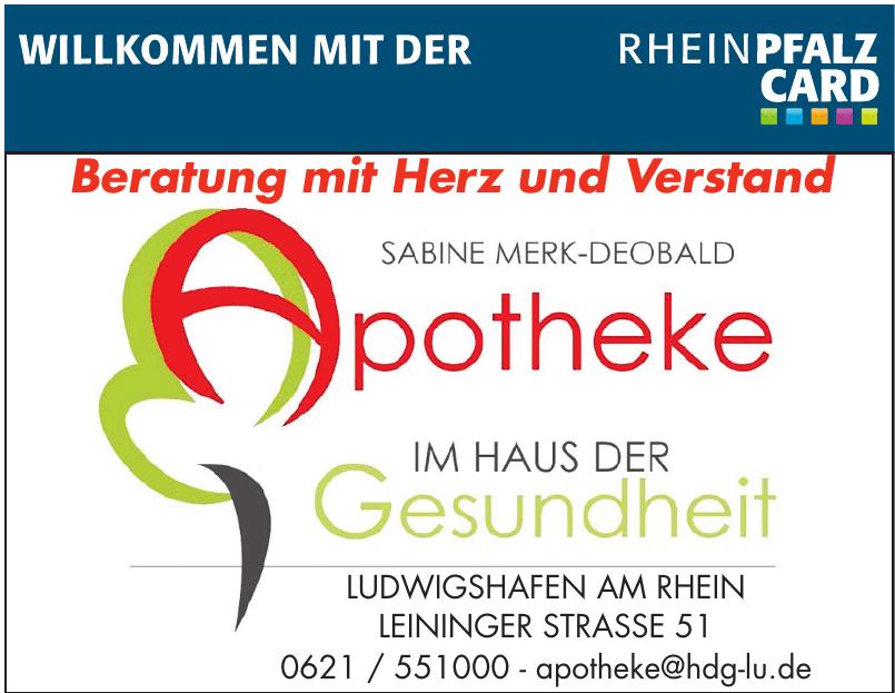 Apotheke Sabine Merk-Deobald
