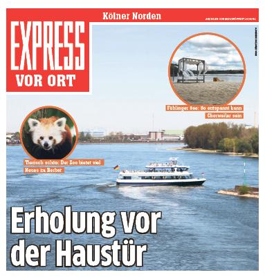 Kölner Norden - Erholung vor der Haustür