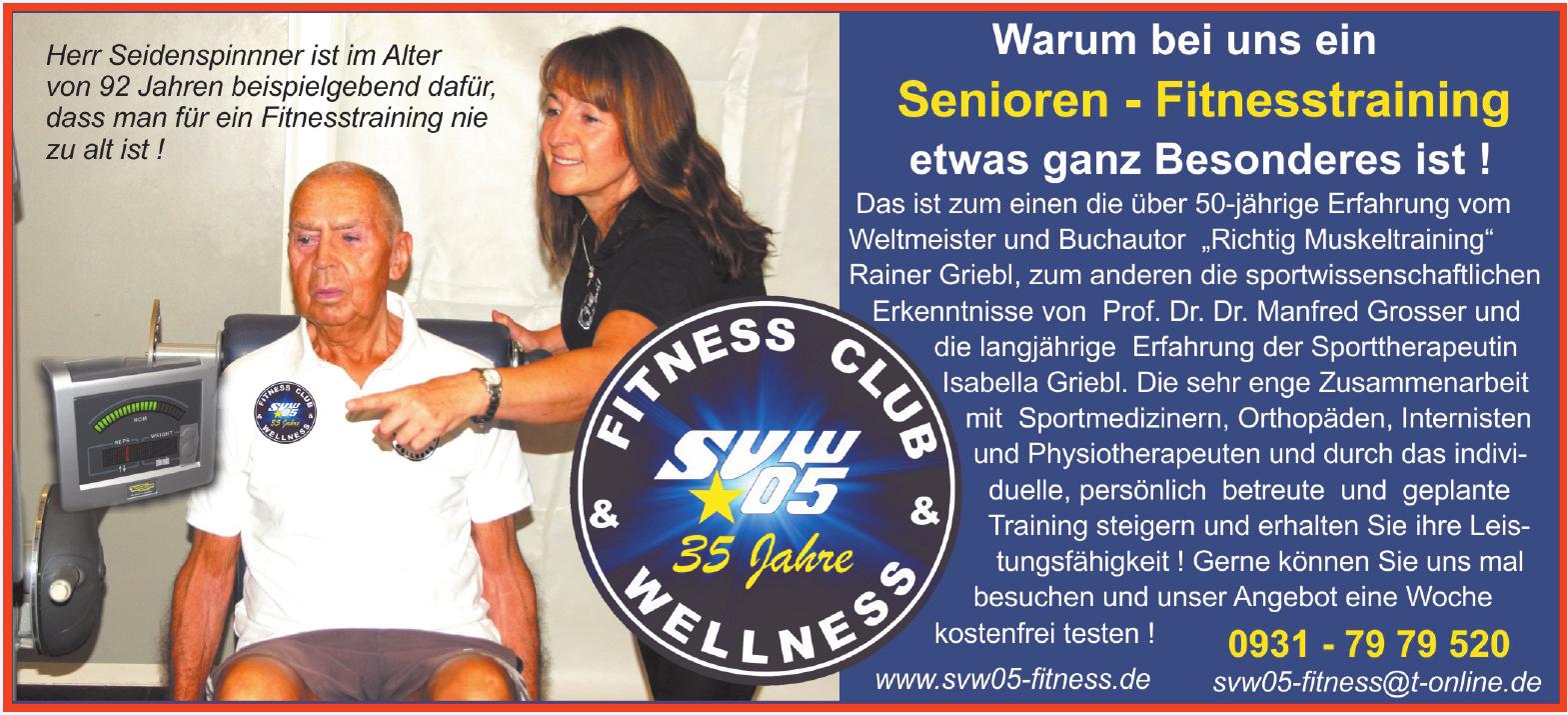 SVW05 Fitness Club & Wellness