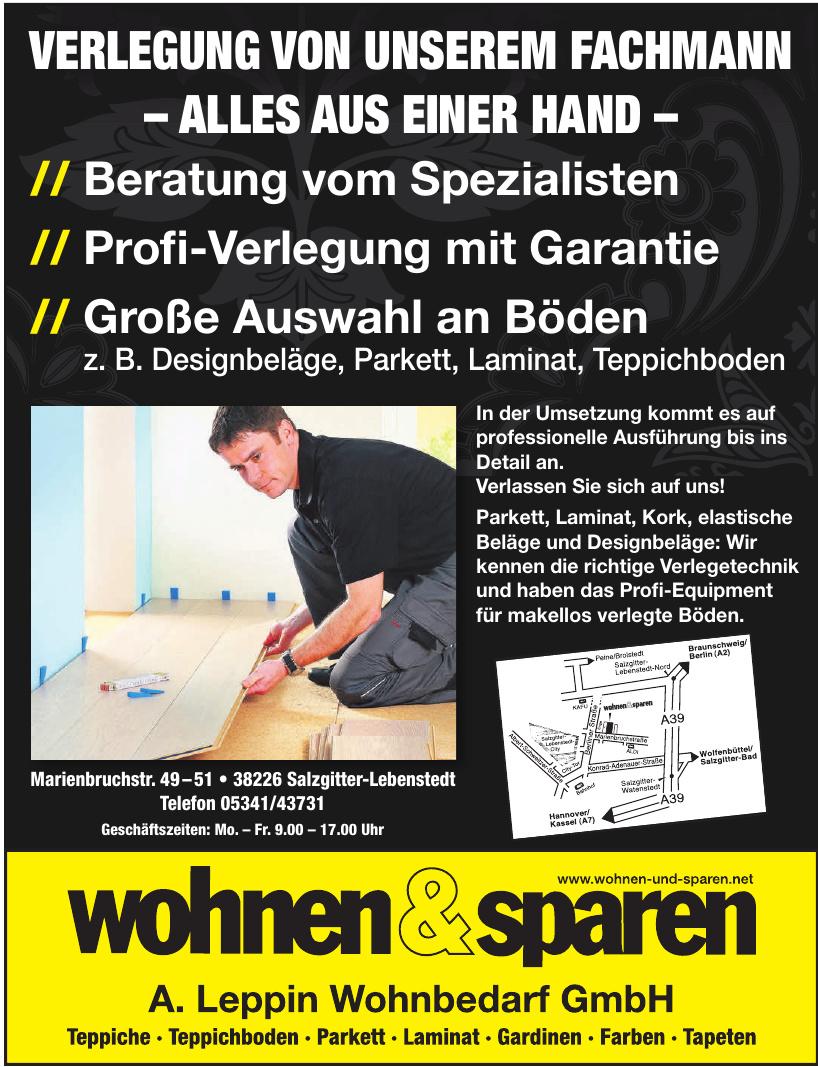 A. Leppin Wohnbedarf GmbH