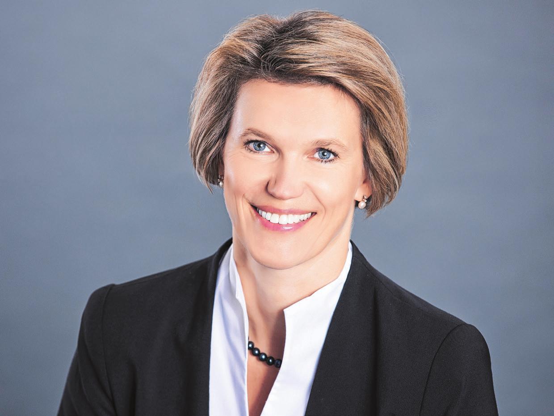 Britta Fünfstück, CEO der HARTMANN GRUPPE