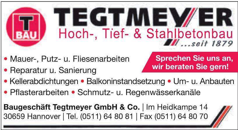 Baugeschäft Tegtmeyer GmbH & Co.
