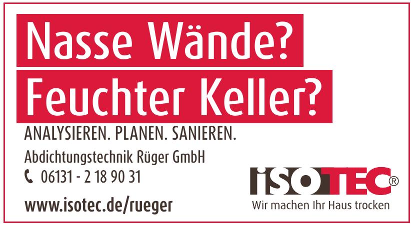 Abdichtungstechnik Rüger GmbH
