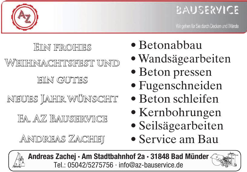 Bauservice-Andreas Zachej