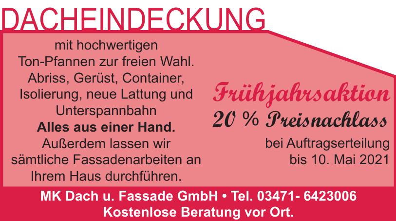 MK Dach u. Fassade GmbH