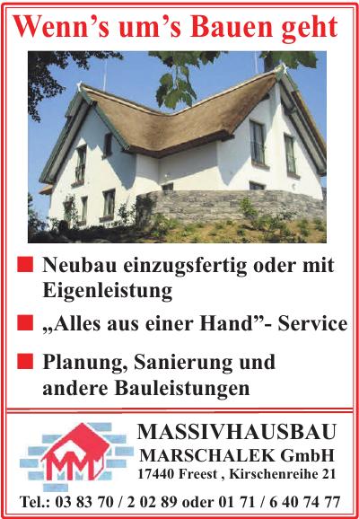Massivhausbau Marschalek GmbH