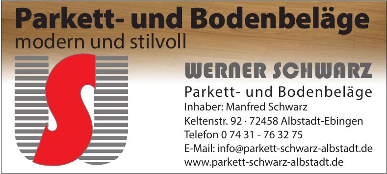 Werner Schwarz Parkett- und Bodenbeläge