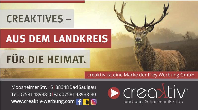 Creaktiv Werbung & Kommunikation