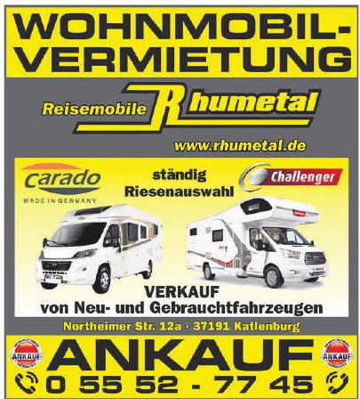 Reisemobile Rhumetal
