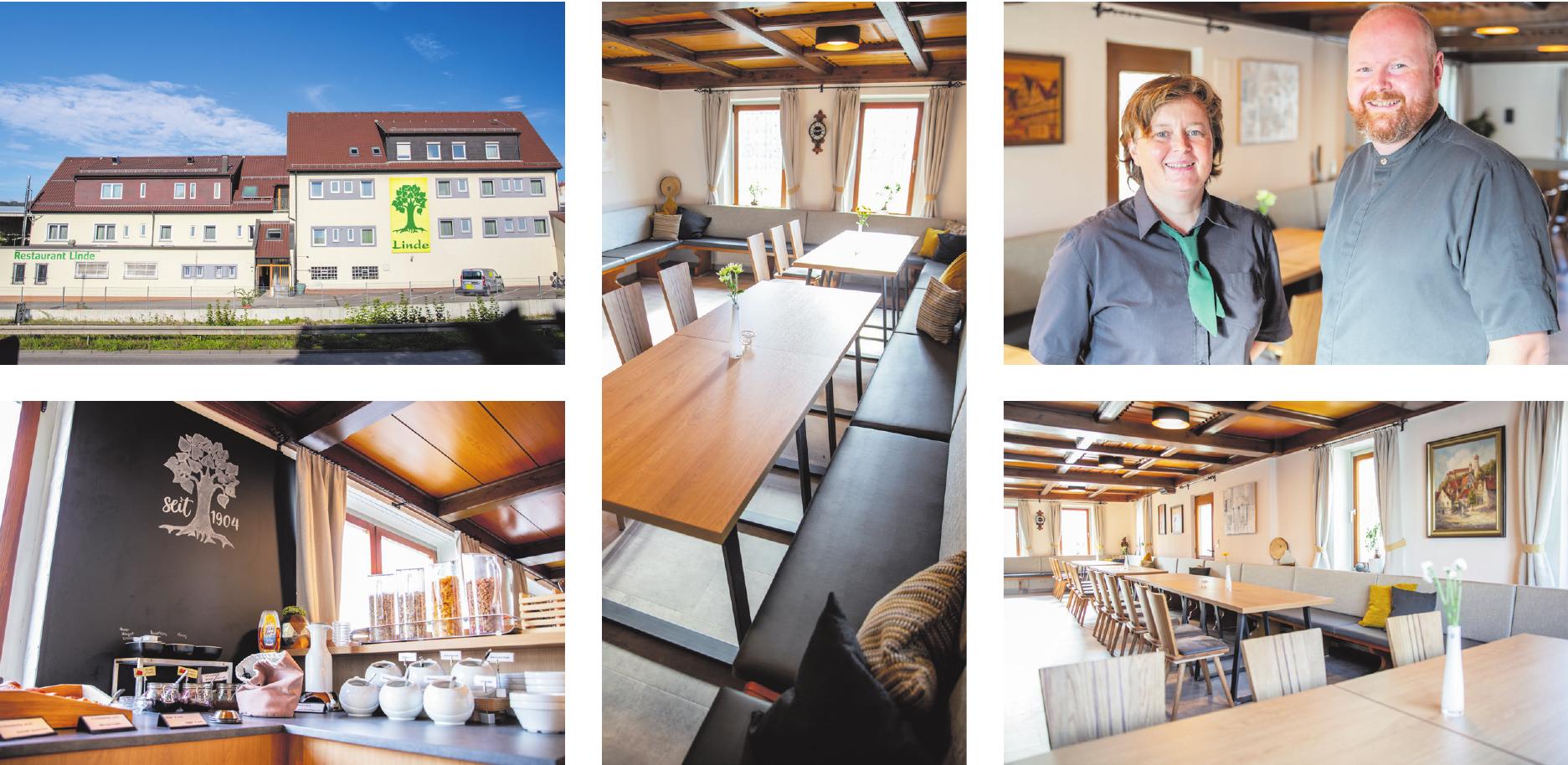 Hotel-Restaurant Linde Heidenheim Image 2