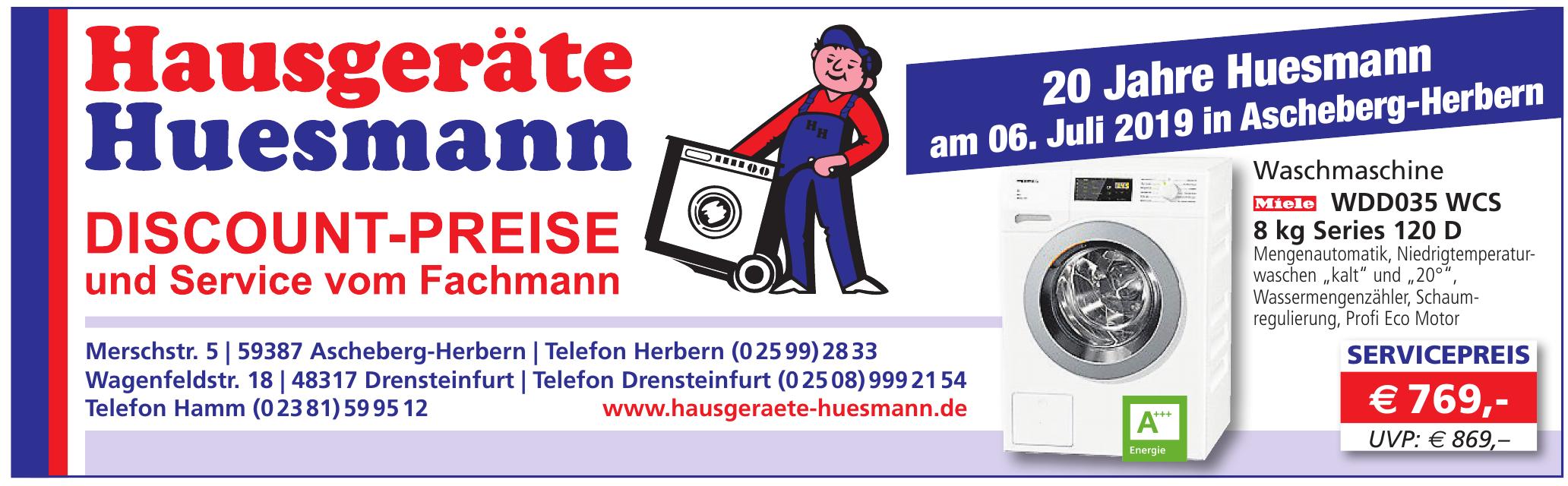 Hausgeräte Huesmann