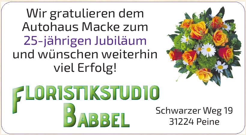 Floristikstudio Babbel