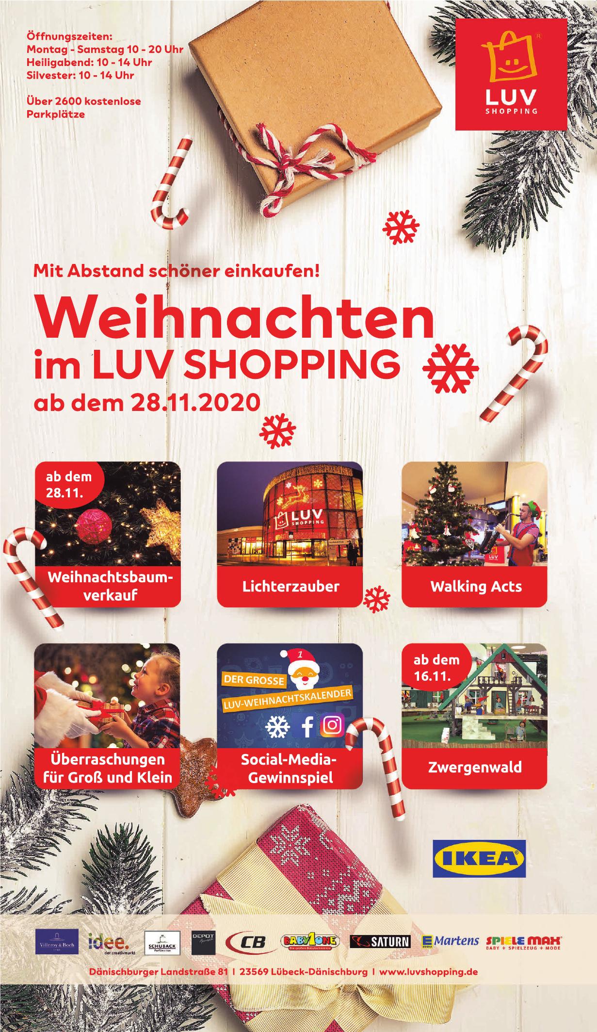 LUV Shopping