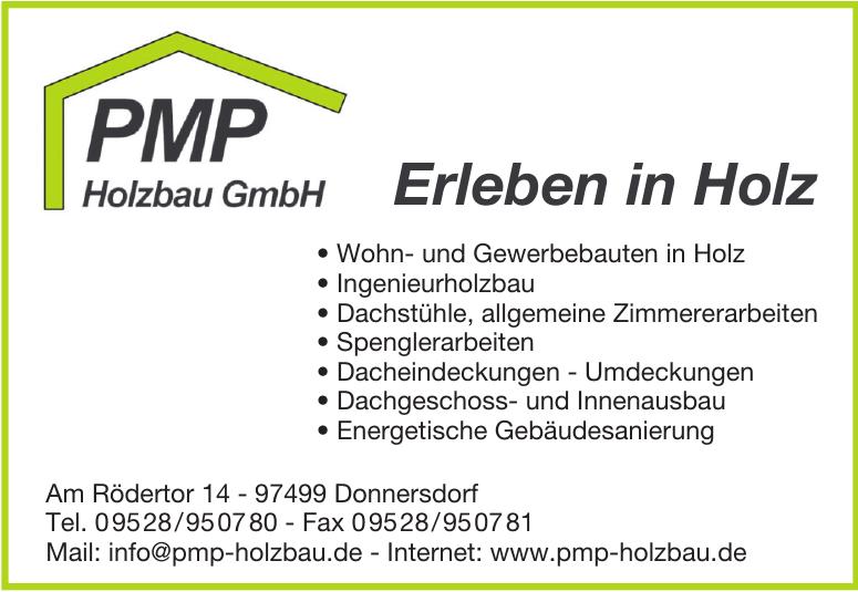 PMP Holzbau GmbH