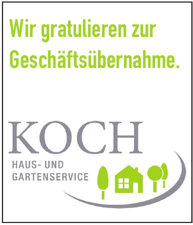 Koch Haus- und Gartenservice