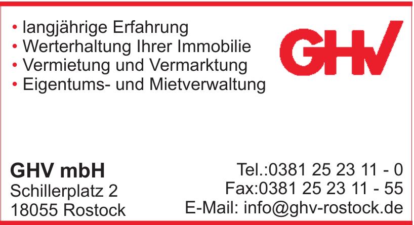 GHV mbH