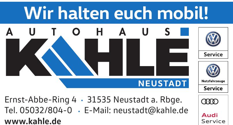 Autohaus Kahle KG