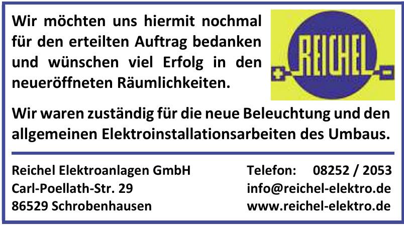 Reichel Elektroanlagen GmbH