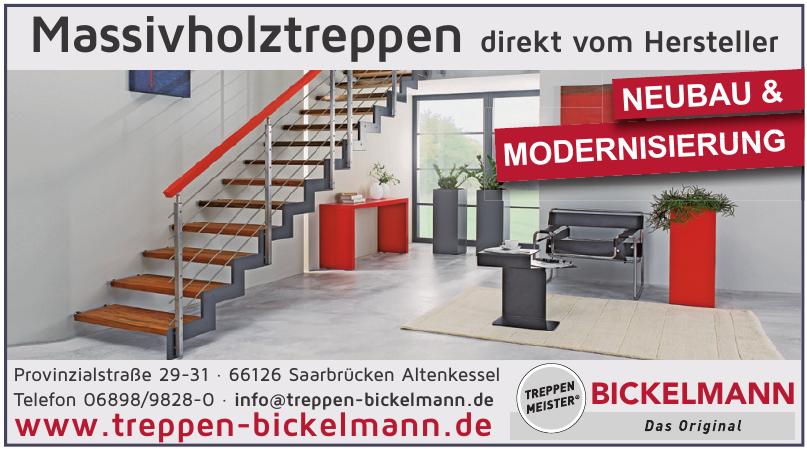 Treppenmeister Bickelmann GmbH