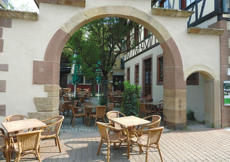 La Mesa Restaurant, Mühlacker