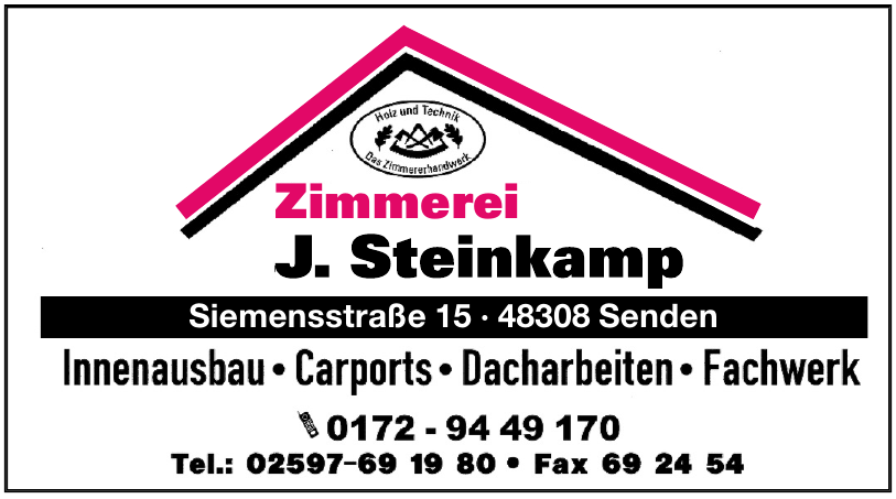 Zimmerei J. Steinkamp