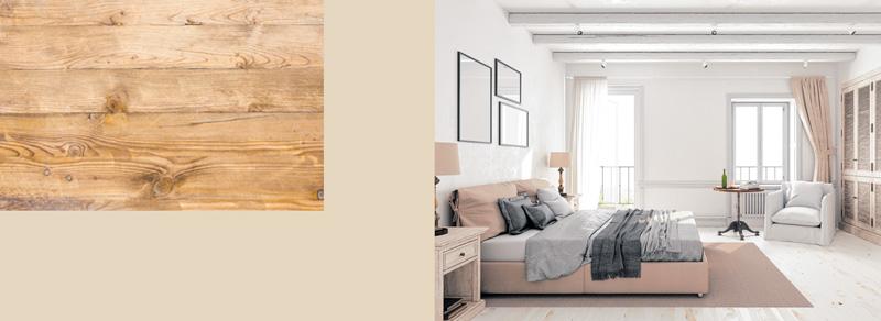 Farbwelten zwischen Treibholz und Kreide wirken authentisch und klar. FOTOS: ISTOCK/IMAGINIMA/ATIATIATI