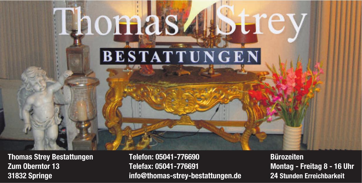 Thomas Strey Bestattungen