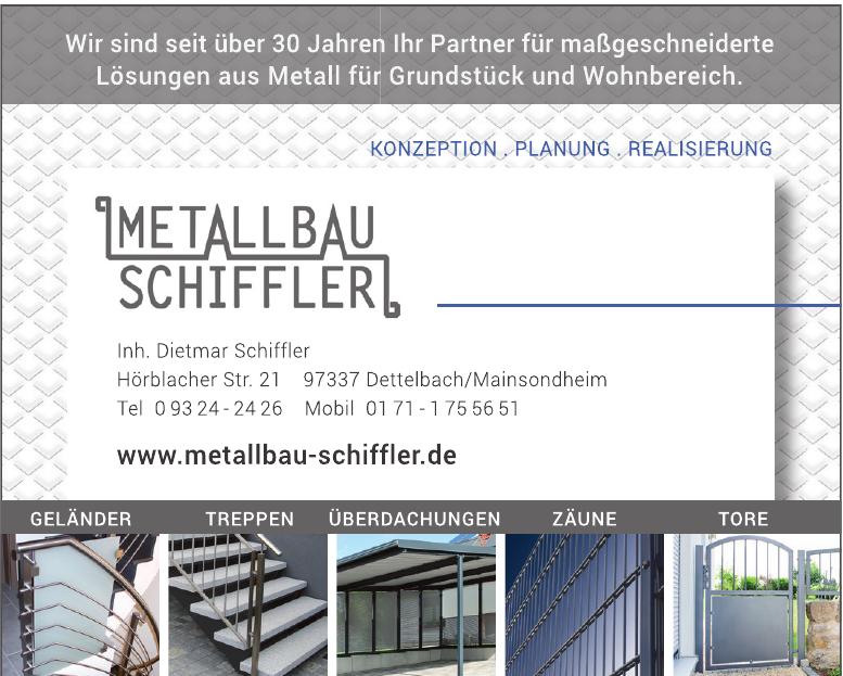 Metallbau Schiffler